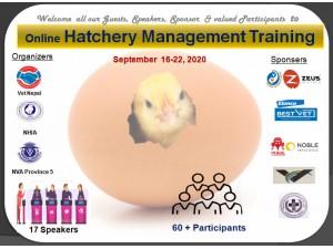 Hatchery Management Training