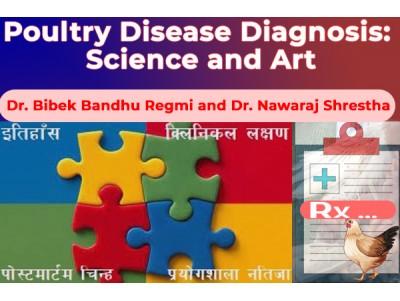 पोल्ट्री रोग निदानको विज्ञान तथा कलाः दक्ष भेटेरिनरीयनको भूमिका